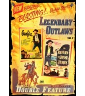 LEGENDARY OUTLAWS Double Feature VOL 2