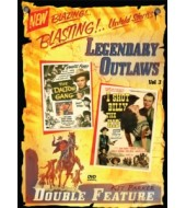LEGENDARY OUTLAWS Double Feature VOL 3