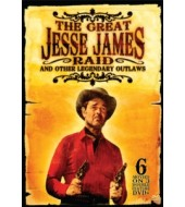 GREAT JESSE JAMES RAID & LEGENDARY OUTLAWS COLLECTION, THE