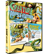 CREEPY CREATURE Double Feature - VOL 1 SPECIAL EDITION
