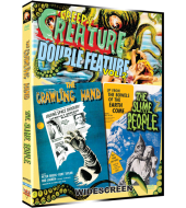 CREEPY CREATURE Double Feature - VOL 2 SPECIAL EDITION
