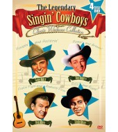SINGIN' COWBOYS CLASSIC WESTERNS - Four Features