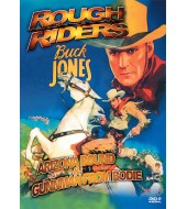 ROUGH RIDERS Western Double Feature VOL 1