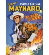 KERMIT MAYNARD Western Double Feature VOL 1