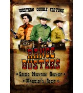 RANGE BUSTERS Western Double Feature VOL 1