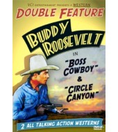 BUDDY ROOSEVELT Western Double Feature
