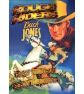 ROUGH RIDERS Western Double Feature VOL 2