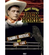 JACK HOXIE Western Double Feature VOL 1