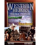 WESTERN HEROES Western Double Feature VOL 1