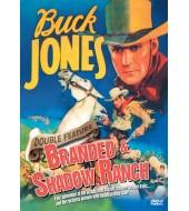 Buck Jones Westen DOUBLE FEATURE Vol 1