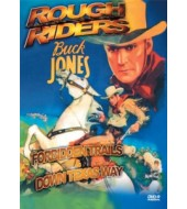ROUGH RIDERS Western Double Feature VOL 3