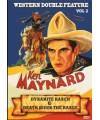 KEN MAYNARD Western Double Feature VOL 2