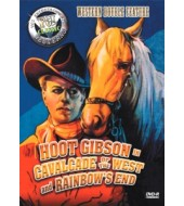 HOOT GIBSON Western Double Feature VOL 2