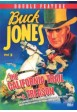 BUCK JONES Western Double Feature VOL 3