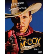 TIM McCOY Western Double Feature VOL 7