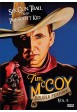 TIM McCOY WESTERN DOUBLE FEATURE Vol 8