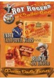 ROY ROGERS Western Double Feature VOL 1