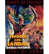 SWORD AND SANDAL Double Feature VOL 1