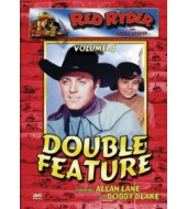 RED RYDER Western Double Feature VOL 4