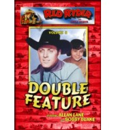 RED RYDER Western Double Feature VOL 8