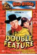 RED RYDER Western Double Feature VOL 9