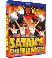 SATAN'S CHEERLEADERS (BLU-RAY)