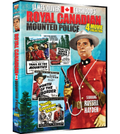 ROYAL CANADIAN MOUNTED POLICE –4-Pack Collection