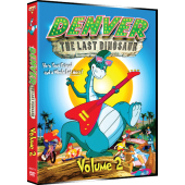 DENVER THE LAST DINOSAUR VOL 2