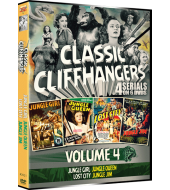 CLIFFHANGERS VOLUME 4