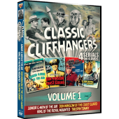 CLIFFHANGERS VOLUME 1