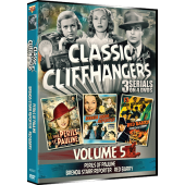 CLIFFHANGERS VOLUME 5