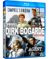 DIRK BOGARDE DOUBLE FEATURE BD - Campbell's Kingdom, Agent 8 3/4