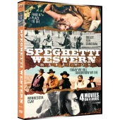 SPAGHETTI WESTERN 4 MOVIE MARATHON