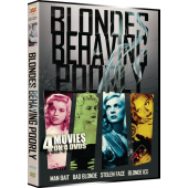 BLONDES BEHAVING POORLY 4 PACK