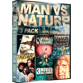 MAN VS NATURE 3 PACK