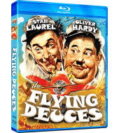 FLYING DEUCES, THE Blu-Ray