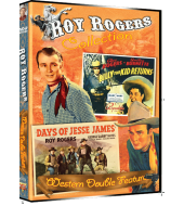 ROY ROGERS WESTERN DOUBLE FEATURE VOL 5