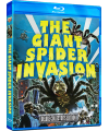 THE GIANT SPIDER INVASION – DELUXE COLLECTOR'S EDITION - Blu Ray