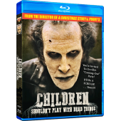 CHILDREN SHOULDN'T PLAY WITH DEAD THINGS Blu Ray