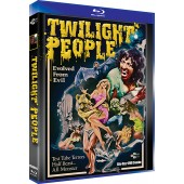TWILIGHT PEOPLE Blu-ray
