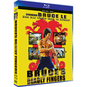 BRUCE'S DEADLY FINGERS Blu-ray