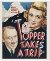 TOPPER TAKES A TRIP - Blu-ray