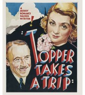 TOPPER TAKES A TRIP - Blu-ray