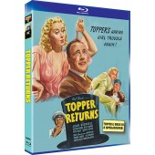 TOPPER RETURNS - Blu-ray