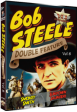 BOB STEELE Western Double Feature VOL 8