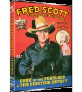 FRED SCOTT Western Double Feature VOL 1