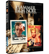 HAMMER FILM NOIR Double Feature VOL 3