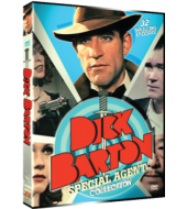 DICK BARTON SPECIAL AGENT COLLECTION - British TV Series