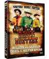 RANGE BUSTERS Western Double Feature VOL 4