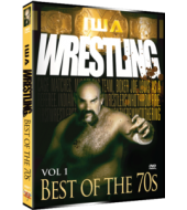 IWA WRESTLING - BEST OF THE 70S - Vol 1
